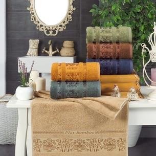 Набор полотенец для ванной 6 шт. Philippus MOSTAR бамбуковая махра 70х140