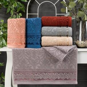 Набор полотенец для ванной 6 шт. Philippus TROY хлопковая махра 70х140