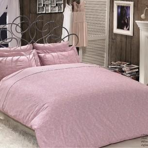 Постельное белье Maison Dor ROSEMARINE хлопковый сатин розовый евро